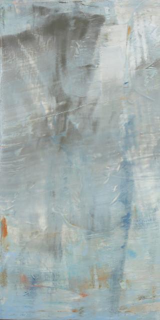 Vienna Accumulation, 2008 Öl auf Leinwand Maße: 180 x 120 cm