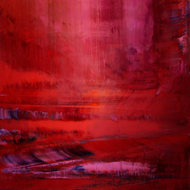 Sirius, 2010 Öl auf Leinwand Maße: 180 x 130 cm