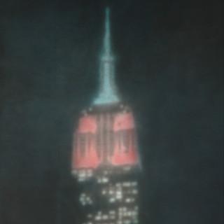 Empire-State-Building 180x140cm 2014